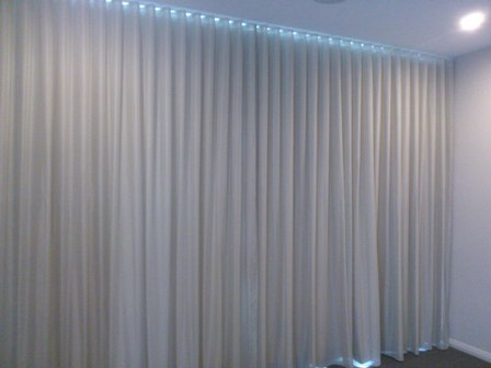 S Fold Curtains · Wave Curtains Ceiling Fix ...