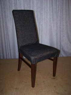 Slipcover chair