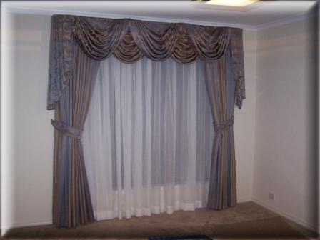 Curtains & swags